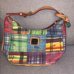 Dooney & Bourke picnic print handbag